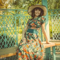 Женский портрет :: Евгения Новикова