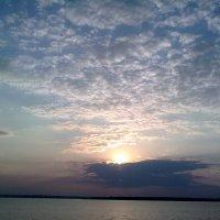 Закат на Днепро-бугском лимане :: Светлана Волина