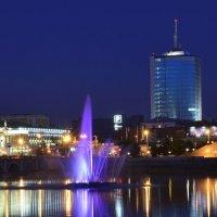 Ночной Челябинск :: Марк Э