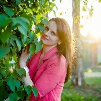 Прогулка по парку :: Ольга Сократова