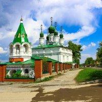 Церковь Преображения Господня г.Соликамск :: Вячеслав Исаков