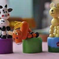 Добрые игрушки :: Александр Тристан