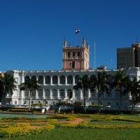 Президентский дворец в Асунсьоне :: Vitalet