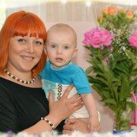 Наш малыш :: Максим Жуков