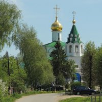 Церковь Троицы Живоначальной :: Александр Качалин