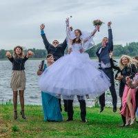 Ура!!!!   Я вышла замуж!!!.... :: Анатолий Клепешнёв