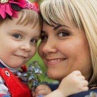 Мама и дочка :: Станислав Цед