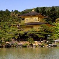 Золотой павильон в Киото :: Геннадий Мельников