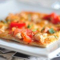 ... пицца, невозможно не насладиться ... ) :: Ольга Винницкая
