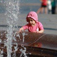 Мокрая вода :: Павел Чернов