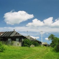 Весенние облака :: Валерий Талашов