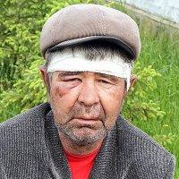 Ветеран кухонных боёв великой  алкогольной  войны. :: A. SMIRNOV