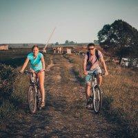 велопрогулка :: Дмитрий Колесников