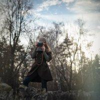 Начинающий фотограф :: Ксения Базарова