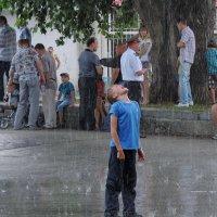 Дождь ничто...жажда все... :: BEk-AS 62