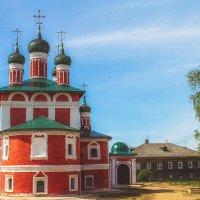 Смоленская церковь в Угличе :: Арина Зотова