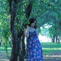 Девушка-весна :: Екатерина Комарова (Седых)