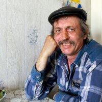 Казак станицы Алексеевской Волгоградской области Владимир Кобылин :: Валерий Рыкунов
