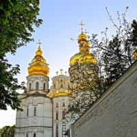 Успенский собор Киево-Печерской лавры :: Андрей Зелёный