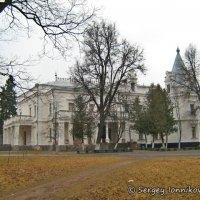 Андрушівка. Школа №1 в садибі Терещенко. Березень 2008 :: Сергей Ионников