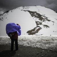 особенности фотографирования в горах :: Владимир КРИВЕНКО
