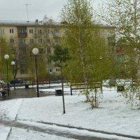 Ангарск 07.05.2014, у природы нет плохой погоды, 3 :: Галина