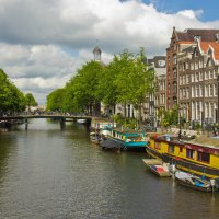 Каналы Амстердама :: Petr Milen
