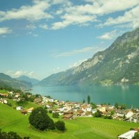 Швейцарские пейзажи :: Hanna Rzh
