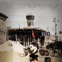 Микки на Майдане :: Hanna Rzh