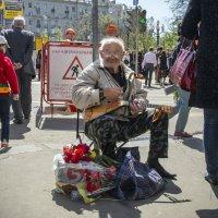 Мир, труд, май. :: Алексей Окунеев