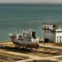 Мир заброшенных кораблей... :: Ольга Сергеева