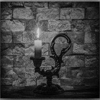 ...пока горит свеча...(вариант 2) :: Александр Морозов