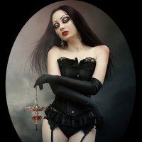 witch :: Olga Gerdo