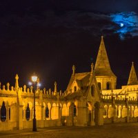 Ночь в Будапеште :: Михаил Бояркин