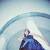 blue and white :: Злата Ivanova