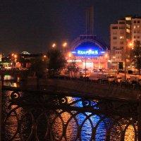 Вид с Лужкова моста :: Александр Садовский