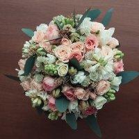 Букет невесты :: Юлия Лонщакова