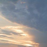 Закат после грозы :: Татьяна Шестакович