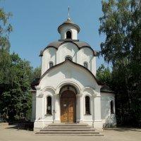 Церковь Успения Пресвятой Богородицы на Котляковском кладбище :: Александр Качалин