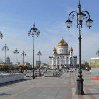 Патриарший мост :: Владимир Клюев