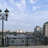 Патриарший мост (2) :: Владимир Клюев