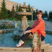 Весенним вечером :: Анастасия Богатова