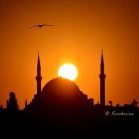 Закат в Стумбуле :: Kirchos Foto