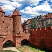 Старые стены Варшавы... :: Игорь Липинский