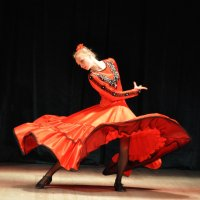 танец :: В ладимир Мажаров