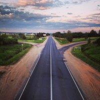 Путь :: Александр Марченков