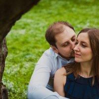 Нежный поцелуй :: Ольга Никонорова