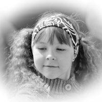 Портрет девочки. :: Андрей В.