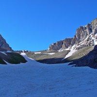 ЦИРК  ТАВАЛГАНА гора такая слева h - 3888м. :: Виктор Осипчук