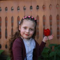 аленький цветочек. :: Vitali Sheida